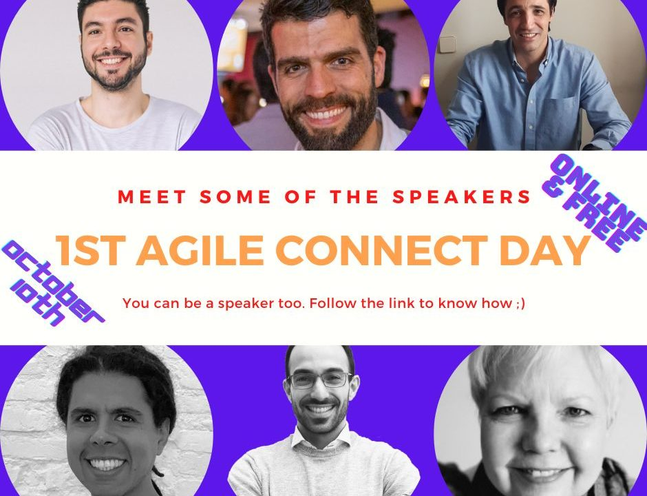 1st Agile Connect Day Portugal