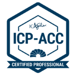 ICAgile Certified Professional Agile Coaching ICP-ACC