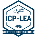 ICAgile Certified Professional Leading with Agility ICP-LEA