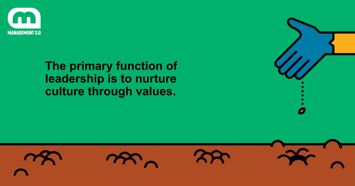 nurture values